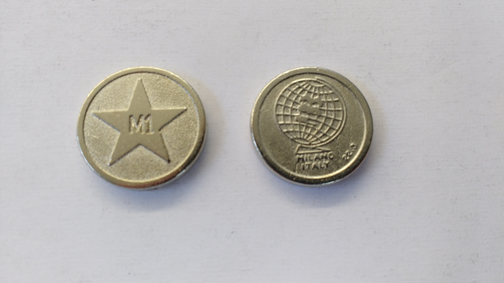 T01 Token Pound Coin provider