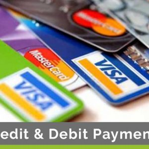 Credit & Debit Payments