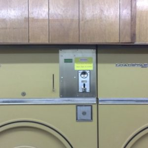 Loadstar Multicoin Upgrade Commercial Laundrette