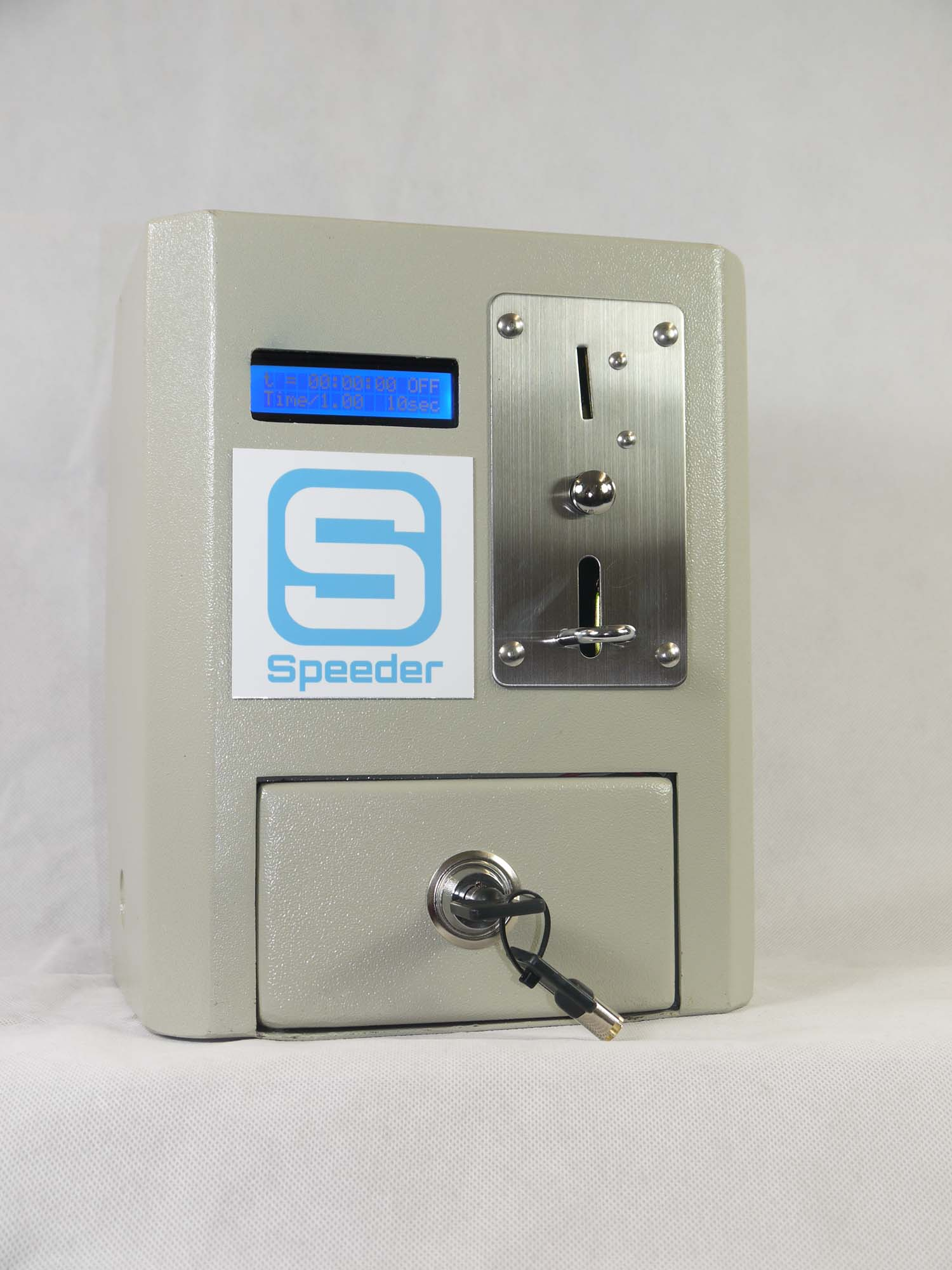 SP100HL Coin Timer Holiday Let Appliances Box