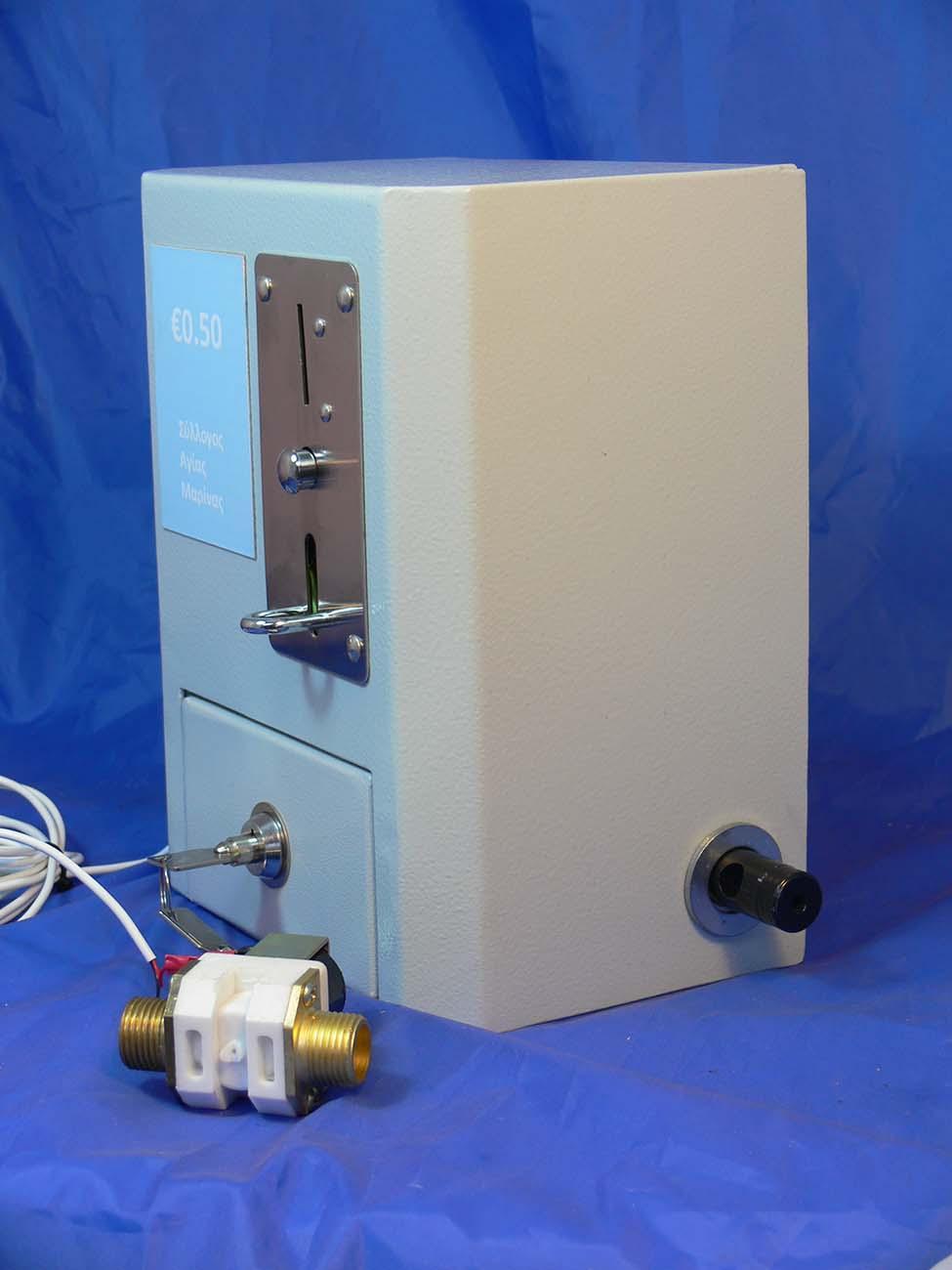 SP100SK Coin Timer Shower Box online